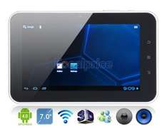 """7.0"""" Capacitive 5-point TFT Touch Screen Android 4.0.4 Tablet PC with 4GB Hard Disk, Wi-Fi,HDMI,Camera £39.87 @ focalprice"""