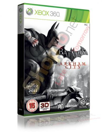 BATMAN ARKHAM CITY XBOX 360 £16.85 via shopto on eBay