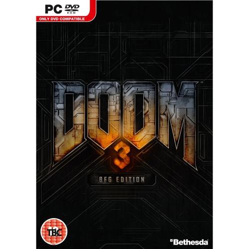 Doom 3: BFG Edition pre-order PC £13.99 delivered from Play.com