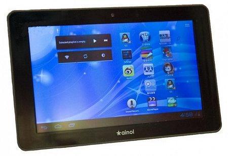 "Novo 7 Elf 2 7"" Tablet, Dual core,1024x600 Hi-Res display, HDMI-out, micro-SD, USB OTG, 1GB RAM, 8GB storage,4000mAh battery,£104.99 Free Delivery @ futeko"