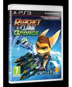 Ratchet and Clank Q Force (PS3)  (Pre order) - £13.99 @ Argos.co.uk