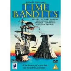 Time Bandits - The 25th Anniversary Edition [DVD] Used - Very Good £1.59 delivered @ Zoverstocks / Amazon
