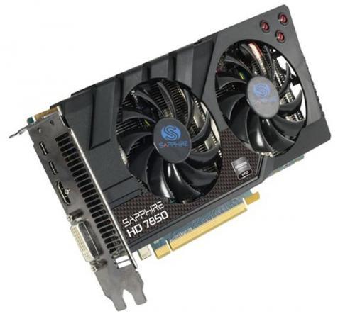 Sapphire Radeon HD 7850 2GB GDDR5 - PCI-Express 3.0 Graphics Card £152.79 Delivered @ Pixmania