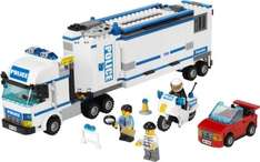 Lego POLICE MOBILE UNIT £18 delivered at Amazon LESS THAN HALF PRICE!