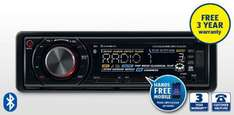 Bluetooth CD Car Stereo - Reduced from £49.99 to just £29.99 @ Aldi
