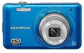 "Olympus D-715 Blue Digital Camera Refurb (14 megapixels ,5x optical zoom, 3.0"" LCD)  £34.99 Delivered @ eBay barmybargains"