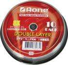 Aone 8.5Gb DVD+R DL 8x Dual Layer 10 pack £3.35