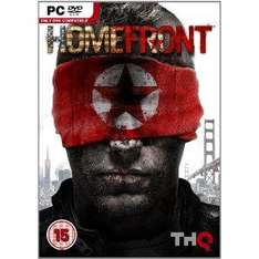 Homefront PC DVD - Amazon - £3.73