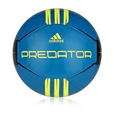Cheap Adidas Predator Sharp Blue Football - Size 5. Argos only £3.99
