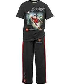 LEGO® Harry Potter Boys' Jogger and T-Shirt Set - 5-6 years. 812/5729 Was £14.99 now £4.99 @ Argos.