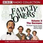 Fawlty Towers: Kipper and the Corpse/The Germans/Waldorf Salad/Gourmet Night BBC Collection CD Audio Book only £2.99 delivered @ Dusty Covers!