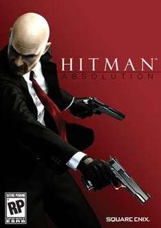 Hitman Absolution PC £20.25 with code @ GMG (Steam)