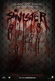 Sinister - Tuesday 25th September - Sky Rewards