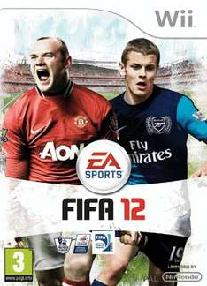 Fifa 12 - Nintendo Wii Game - NEW - Only £9.98 Delivered at GAME Online