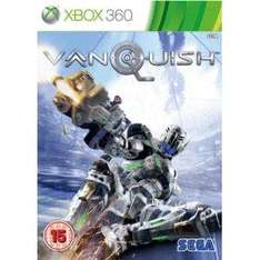 Vanquish (XBox360) £6.48 brand new @ Amazon.co.uk