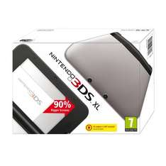 Nintendo 3DS XL (Silver, Blue or Red) Plus 1 Game (Zelda, Mario 3D Land, Resident Evil) £158.00 @ Amazon