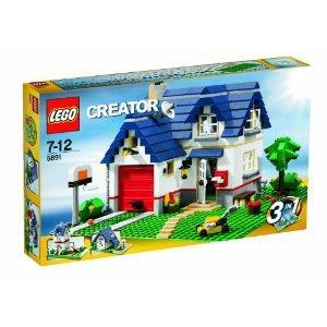 LEGO Creator 5891: Apple Tree House 3 in 1 Set now £26.29 del @ Amazon