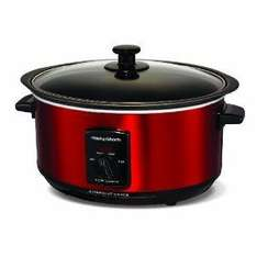 Morphy Richards Accents 48702 Searing Slow Cooker, Red - Amazon  £22.99