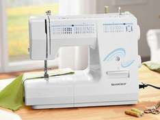 SilverCrest 33 Stitch Sewing Machine including 3 Year Guarantee £59.99 @ Lidl from Thursday