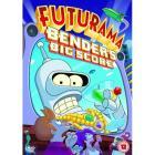 Futurama - Bender's Big Score DVD - £10 pre-order at zavvi