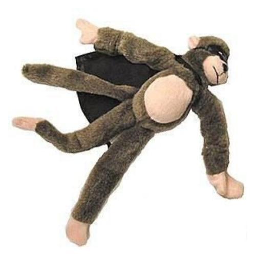 Slingshot Flying Monkey - £3.99 delivered @ Play (1st Christmas Secret Santa?)