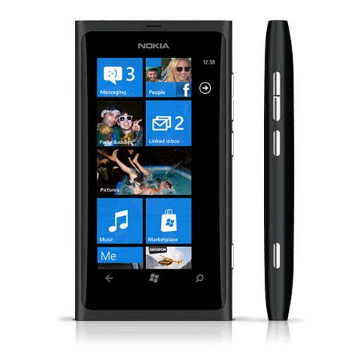 Nokia Lumia 800 black Unlocked £149 ASDA Direct