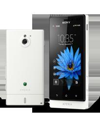 Sony XPERIA Sola Black or White Sim Free @ Sony Mobile Store £179