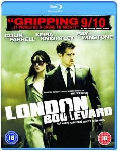 London Boulevard on Blu-ray at Zavvi for £3.95