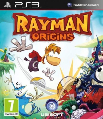 Rayman Origins PS3/Xbox/Wii £9.95 at Zavvi