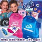 Tomy Cella Sticker Machine - Pink only £4.66 @ Amazon (good filler item)