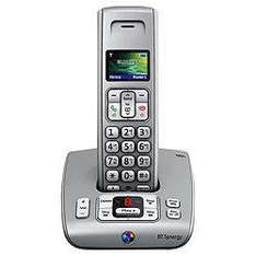 BT Synergy single cordless telephone £8.75 delivered to store@ tesco direct