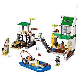 Lego City 4644 Marina £18.66 @ John Lewis (free c&c)