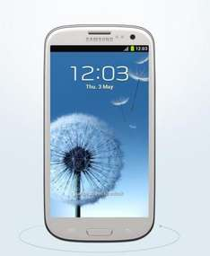SAMSUNG GALAXY S3 LTE 4G READY WHITE TOTAL COST £518 @ T-Mobile