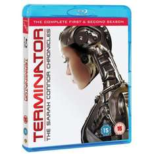 Terminator: The Sarah Connor Chronicles - Seasons 1 & 2 Blu-ray Boxset (8 Discs) £14.95 delivered @ Zavvi