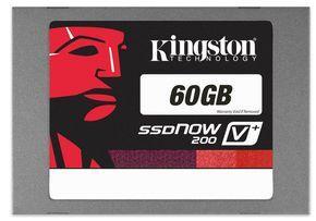 Kingston 60GB V+200 SSD £29.99 del @ ebuyer