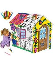 Chad Valley Colour In Playhouse £9.99 @ Argos