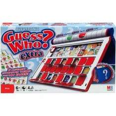 Guess Who Extra now £9.87 del @ Amazon