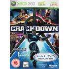 XBox 360 Crackdown Game  £19.99  50% off £9.95+ free store collection or £12.85 delivered