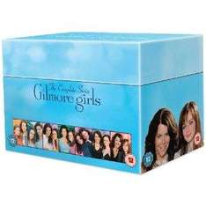 Gilmore Girls Complete Seasons DVD Box Set £40.75 @ Amazon UK