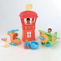 Happyland Airport Playset was £25 now £15 @ Debenhams use SHD1 for free delivery