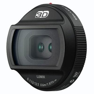 Panasonic Interchangeable 3D Lens for LUMIX G Micro System - £83.30  (+£60 Love2Shop or £50 Amazon vouchers) @ Amazon