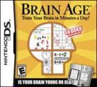 Brain Age- DS - 12.85 @ Soft UK