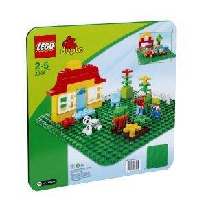 LEGO DUPLO 2304 Green Baseplate £5.50 del @ Amazon