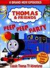 Thomas The Tank Engine And Friends : Peep Peep Party (DVD) - £5 del. @ Woolies !