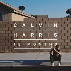 "Calvin Harris - 18 Months (new album) ""continuous mix"" for £0.89 @ Amazon MP3"