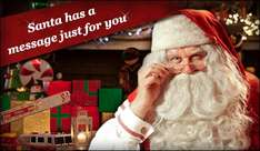 Free personalised video from Santa! from PNP - Portable North Pole