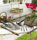 7 piece Garden Tool Set only £3.99 @ Lidl from 3rd March!