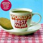 World's Best Mum: 42 Songs to Show How Much You Care (Music) @ Uwish only £3.96 delivered