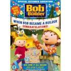 Bob The Builder :  When Bob Became A Builder (DVD) - £2.96 delivered !