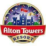 Alton Towers Hotel B&B and Water Park for 2 (£59) or 4 (£89)  via Groupon